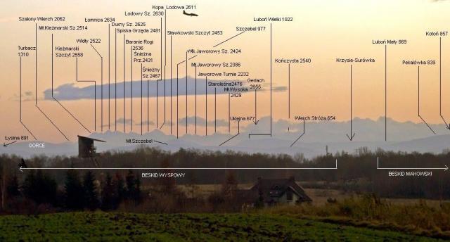 panorama-tatry-z-modlniczki-kolo-krakowa