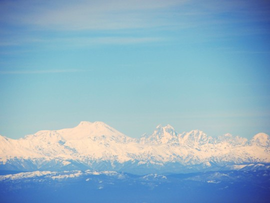 Elbrus Ushba