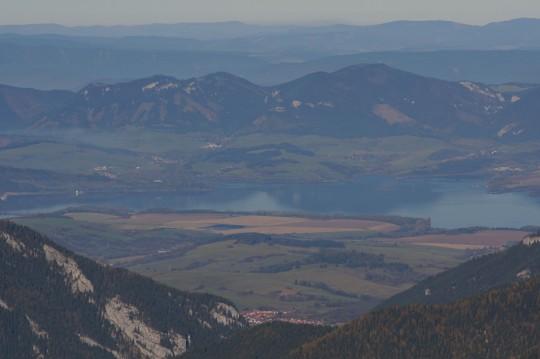 _Foto16-Dumbier - Skrzyczne (94 km), Magura (99 km)