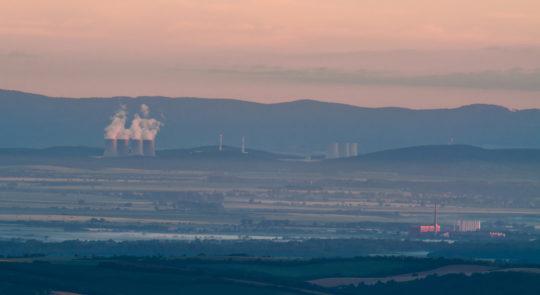 Jadrová elektráreň Mochovce SK 900mm